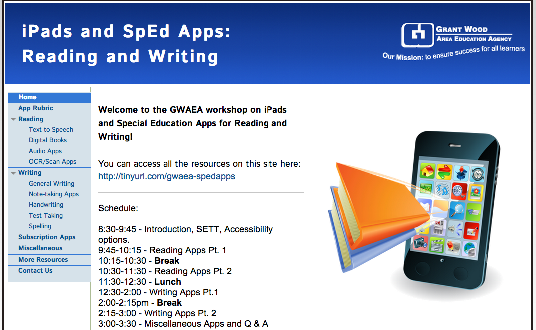 read and write apps