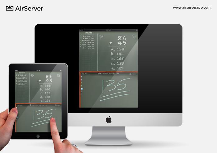 AirServer app