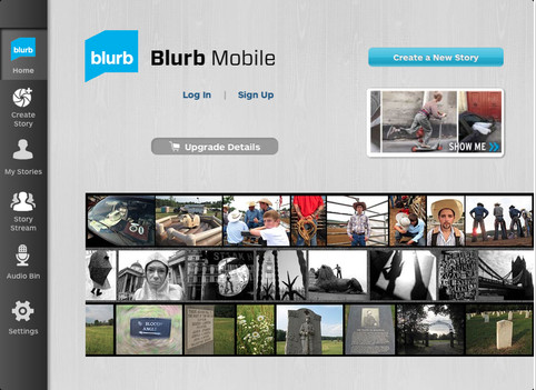 Blurb Mobile