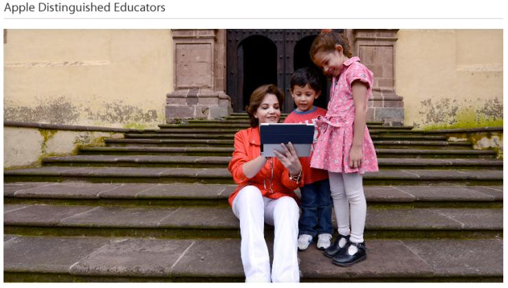 The Apple Distinguished Educator Program