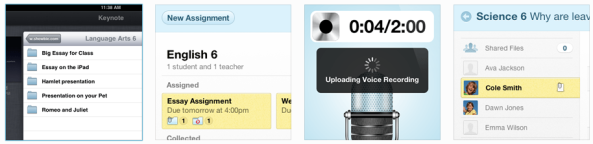 Show Me the Showbie! An Easy iPad Workflow Solution