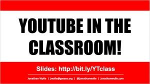 youtube-classroom