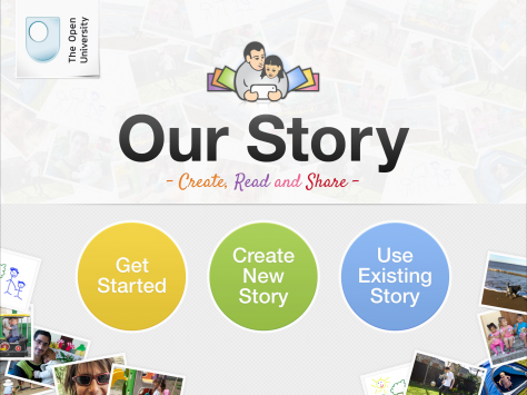 Our Story for iPad