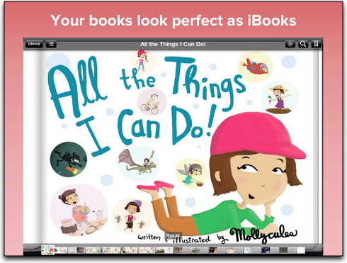 book creator for ipad