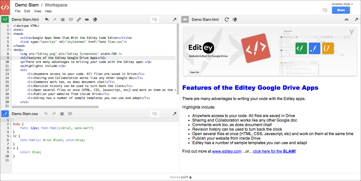 How to Use Google Drive to Teach Coding in the Classroom – Jonathan