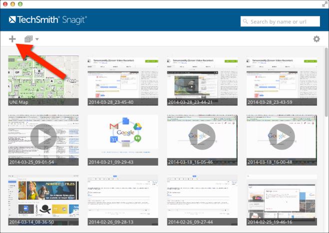 Snagit for Chrome Screencasting App