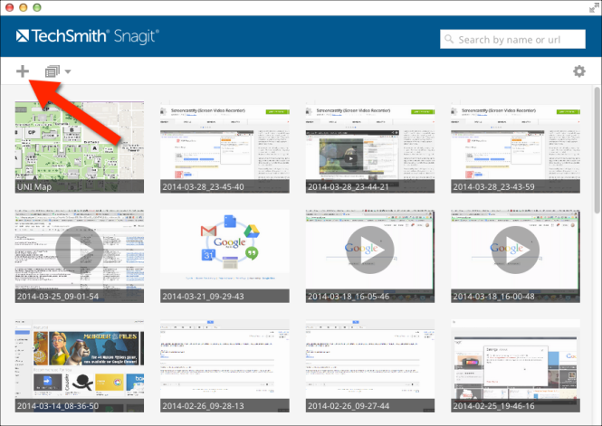 Snagit for Chrome Screencasting App