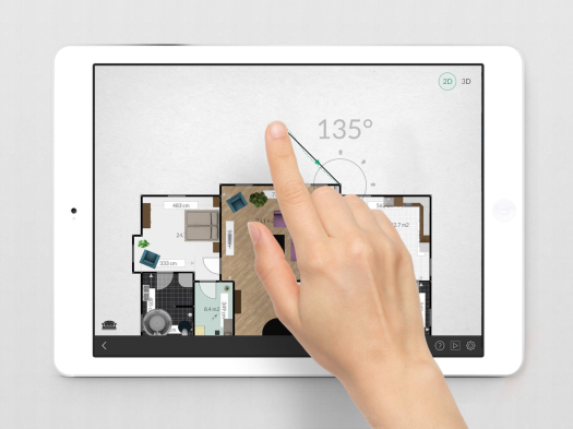 Roomle: Sketchup for iPad