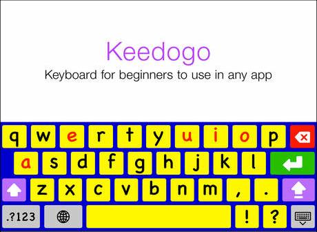 keedogo keyboard