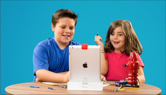 osmo for iPad header image