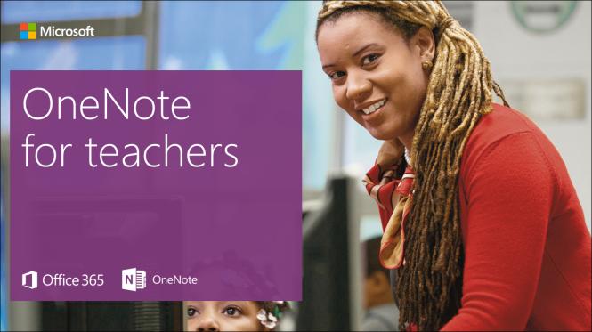 onenote for teachers logo