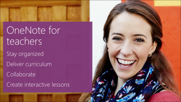 onenote for teachers