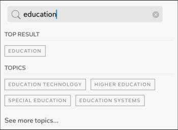 adding topics to flipboard