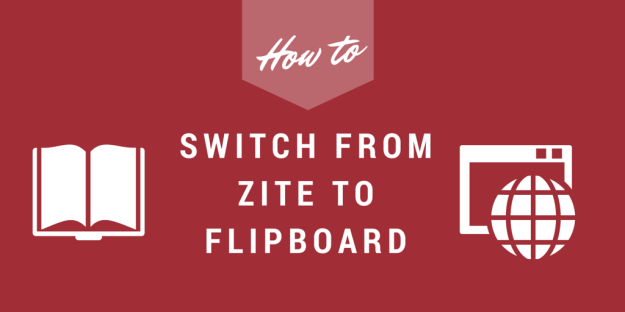 Switch from Zite to Flipboard