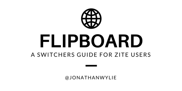 Switch from Zite to Flipboard(1)