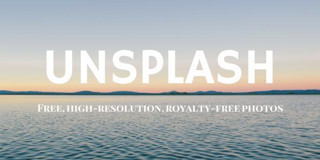 UNSPLASH free photos