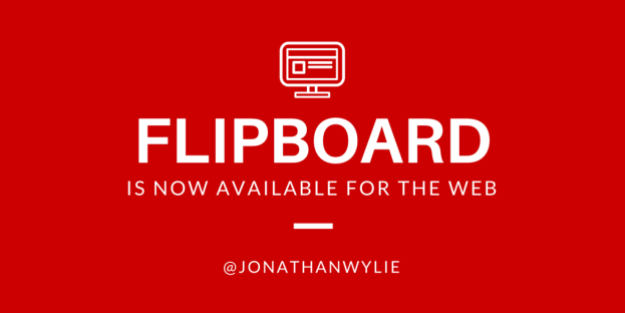 Flipboard for the web