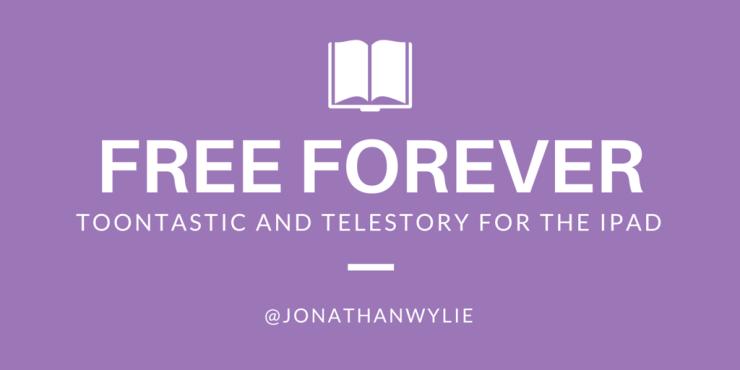 toontastic free telestory ipad