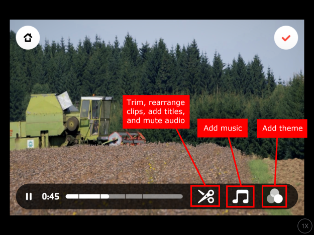 cameo editor screen