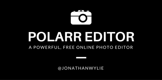 POLARR Editor for the web