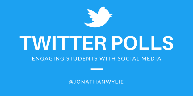 How to Engage Students Online With Twitter Polls