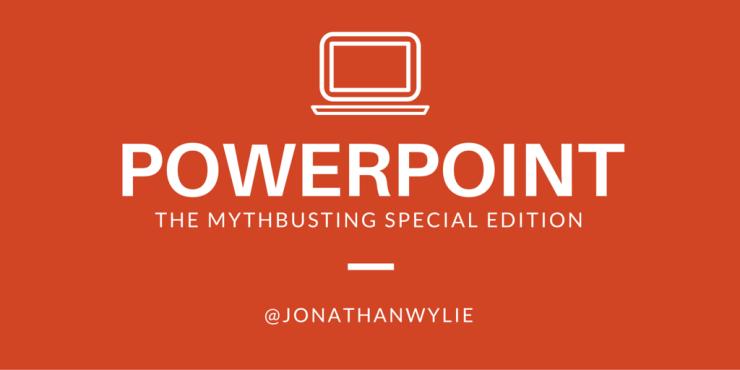 powerpoint myths