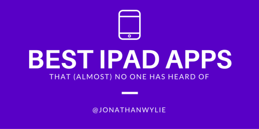 best ipad apps title