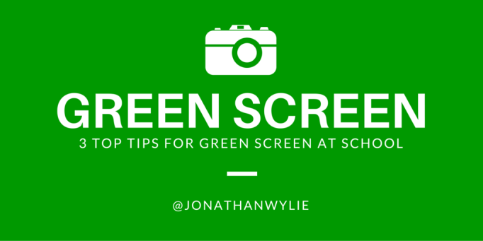 green screen tips