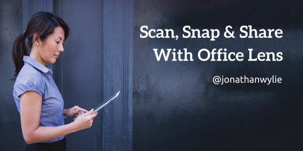 Scan Snap Share Office Lens