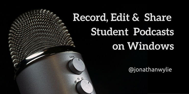 student podcasts windows