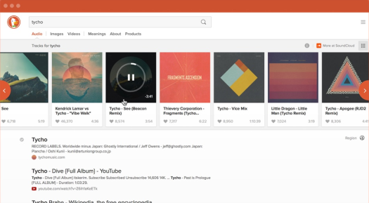 Instant Answer Search Results DuckDuckGo