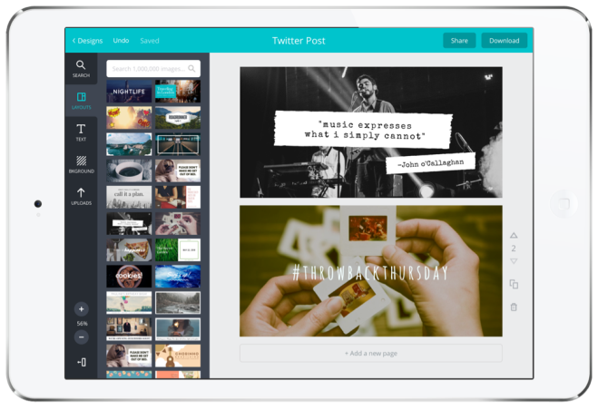 canva for ipad