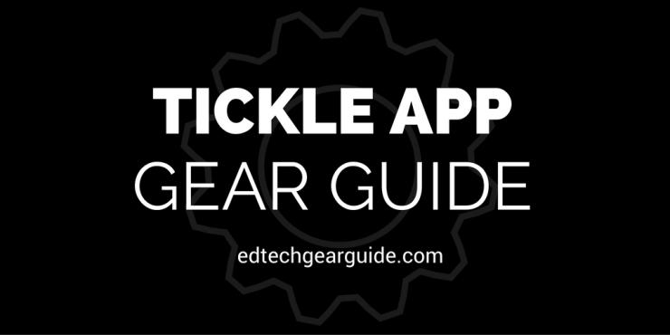 Tickle Coding App Gear Guide