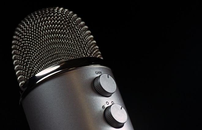 blue yeti podcast microphone