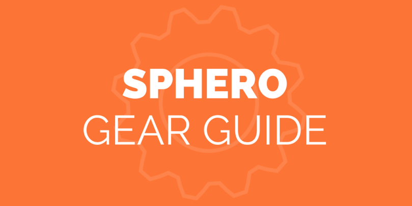 Sphero Gear Guide (header image)