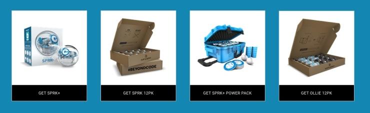 Sphero Classroom Packs