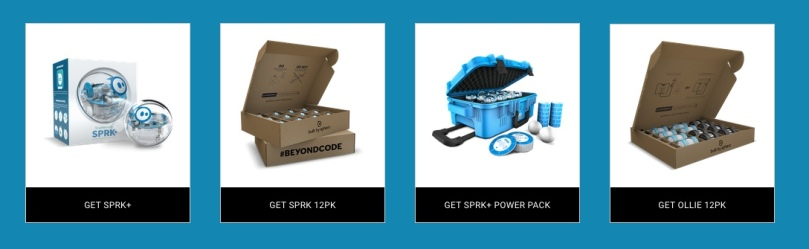 Sphero Classroom Packs