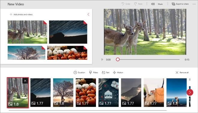 Windows 10 Video Project Screenshot2