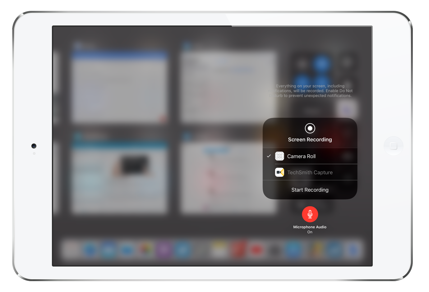 iPad Screen Recording Tips for Educators