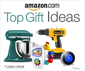 Top gift ideas from Amazon